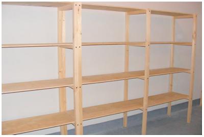 Repisas y estantes com lima peru estantes de madera - Estanterias modulares de madera ...