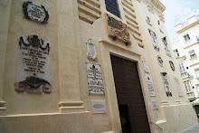 Ofertorio San Felipe Neri, Cádiz