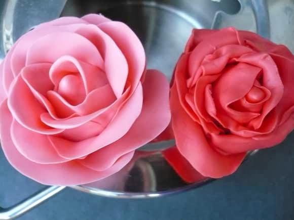 hoe maak je een rozen cakepop