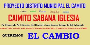 PROYECTO: CAIMITO DE SABANA IGLESIA
