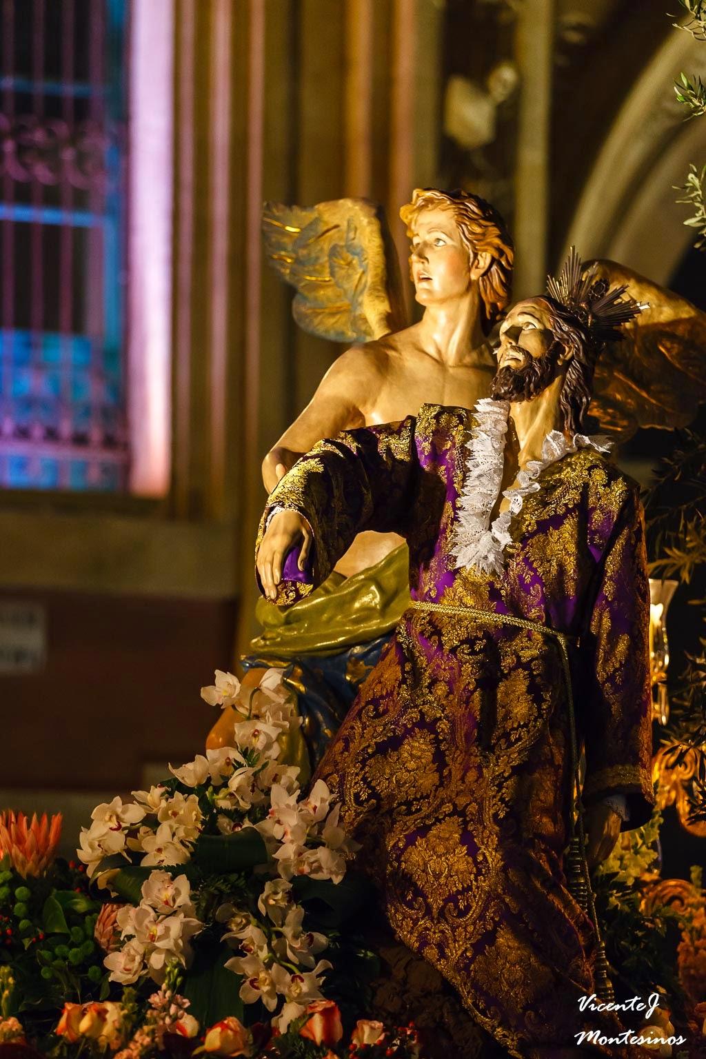 Oración Semana Santa Murcia escultura 4