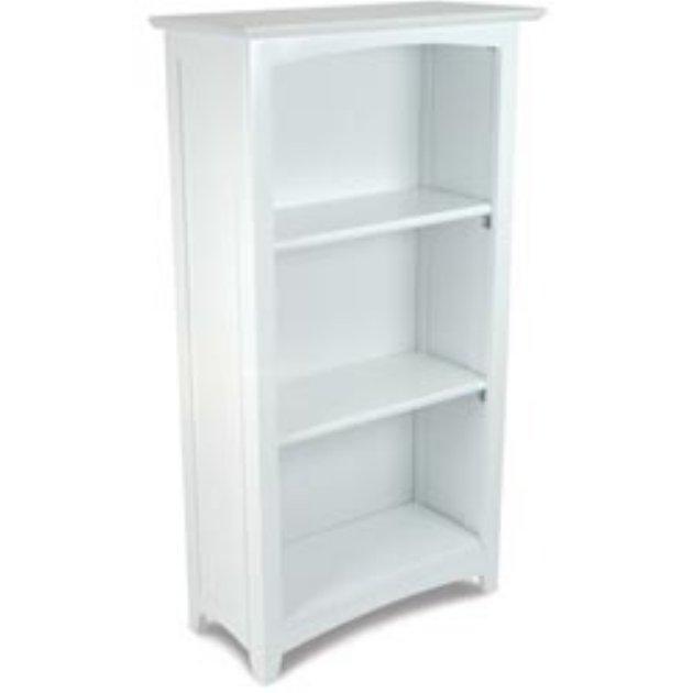 3 shelf bookcase kidkraft avalon. Black Bedroom Furniture Sets. Home Design Ideas
