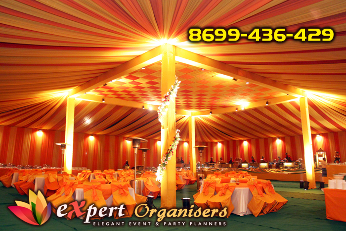 Wedding Tent Decoration in Chandigarh Mohali Panchkula Ropar Kharar Kurali Nawanshahr & Expert Wedding Tent Decorators in Chandigarh Mohali Best Wedding ...