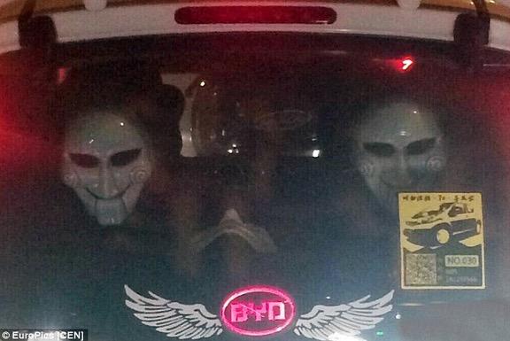 Trend Pelekat 3D Joker Dan Zombie Bawa Padah