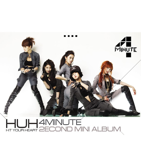4Minute 2nd Album