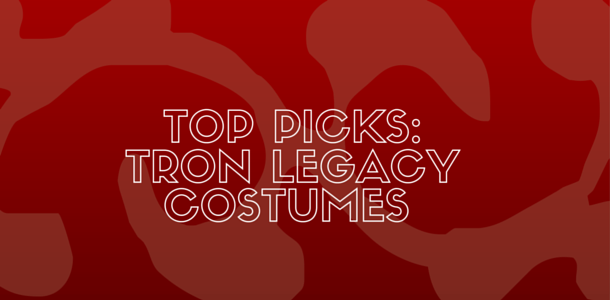 Top Consumer Picks for a Tron Costume - Live the Legacy