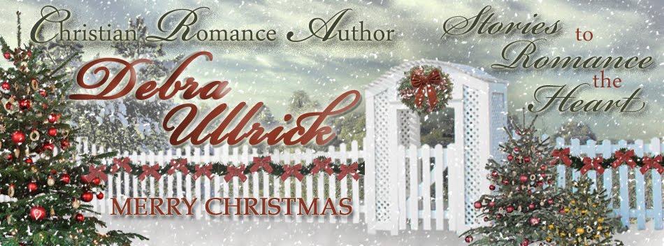 Debra Ullrick ~ Christian Romance Author    R~e~v~v~e~d up 4 Jesus   www.DebraUllrick.com