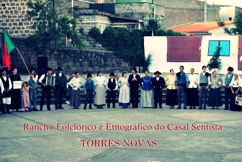 Rancho Folclórico e Etnográfico do Casal Sentista
