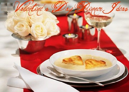 Celebrate Valentine 39 S Day 2011 With Dinner Dessert And