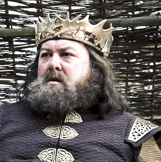Robert Baratheon: MFK Westeros: Renly Baratheon / Robert Baratheon / Stannis