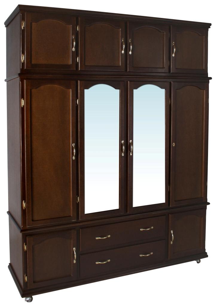 Carpinteria y muebles diaz roperos for Roperos de madera para dormitorios
