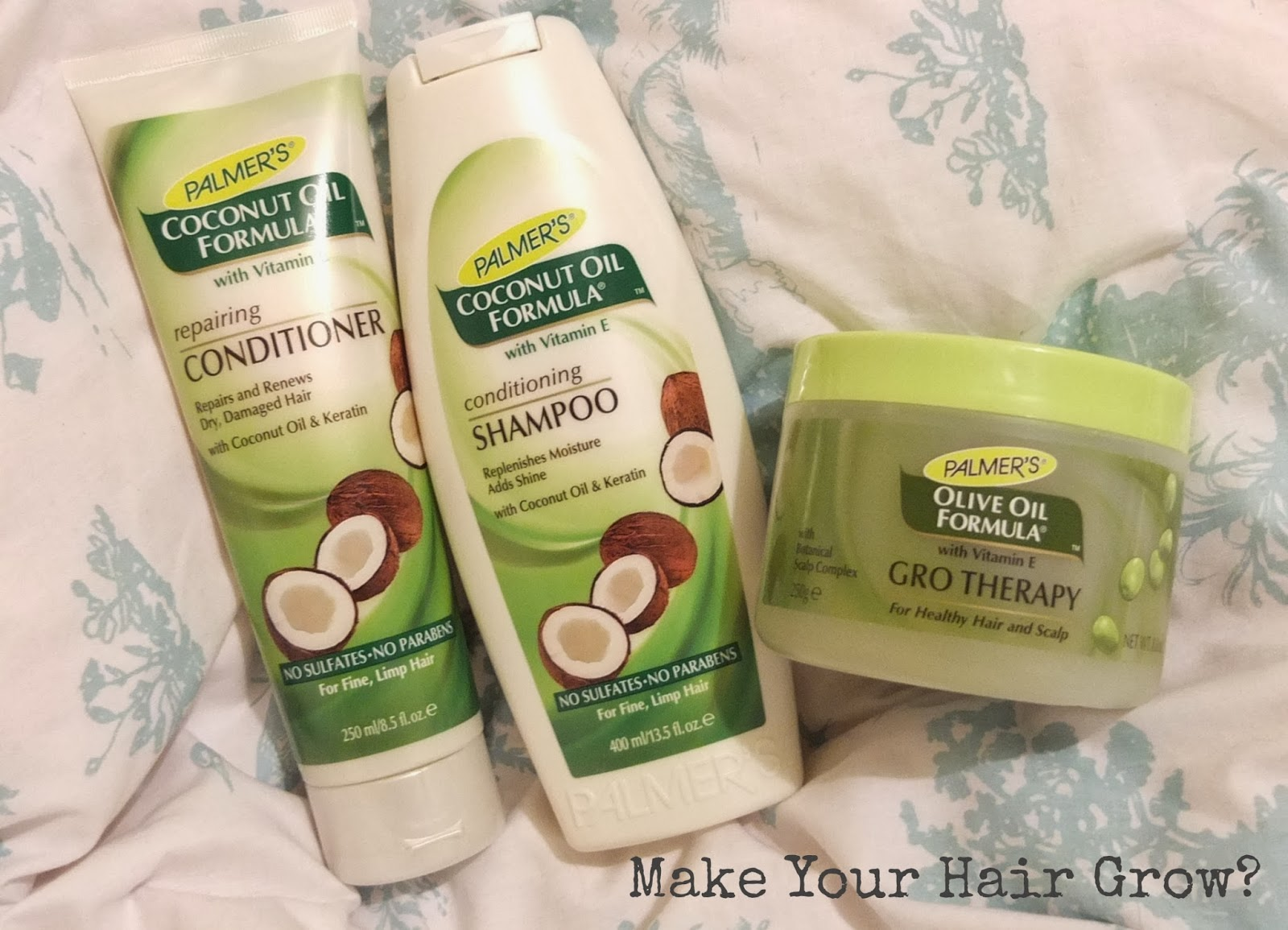 make your hair grow faster? - hello, terri lowe