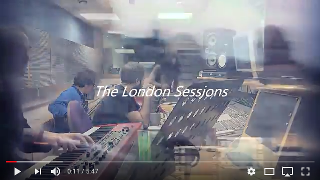 SOLO Y PERDIDO (London Sessions)