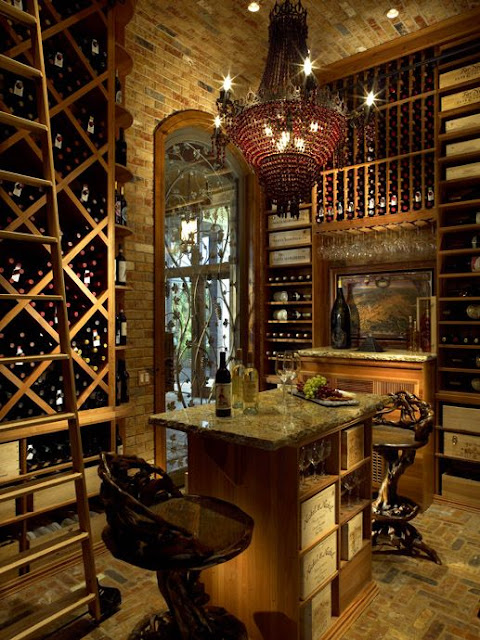 Wooden wine boxes wine crates the 9 best wine room for Building wine cellar