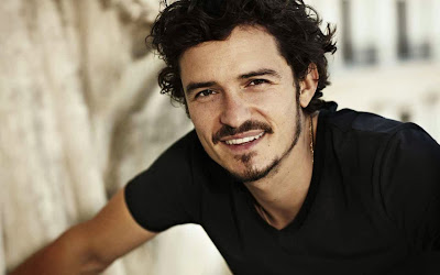 Orlando Bloom. FILMA2. Making Of