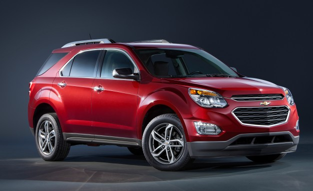 2017 Chevrolet Equinox Changes and Updates