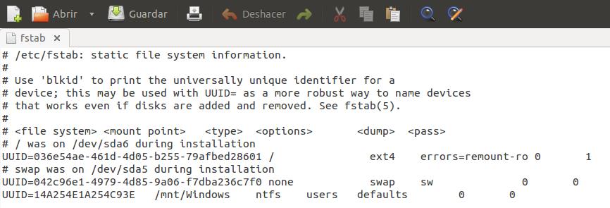 automount ubuntu 1