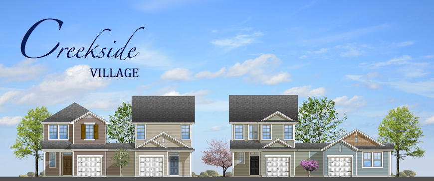 Creekside Village Homes