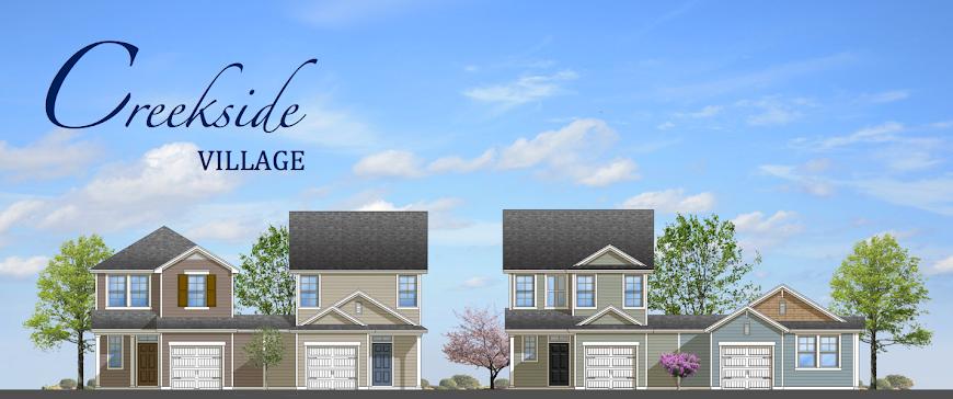 Creekside Village Homes