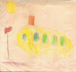 Un viaje hacia el amor en submarino amarillo