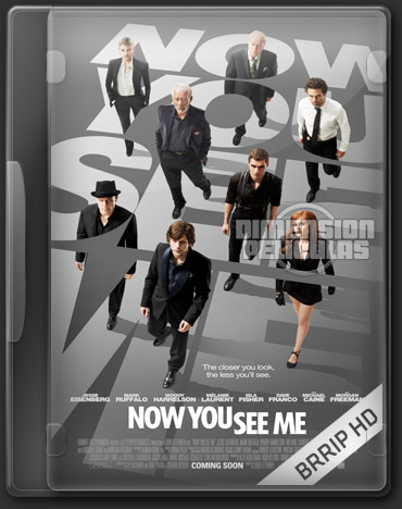 Now You See Me (BRRip FULL HD Ingles Subtitulada) (2013)