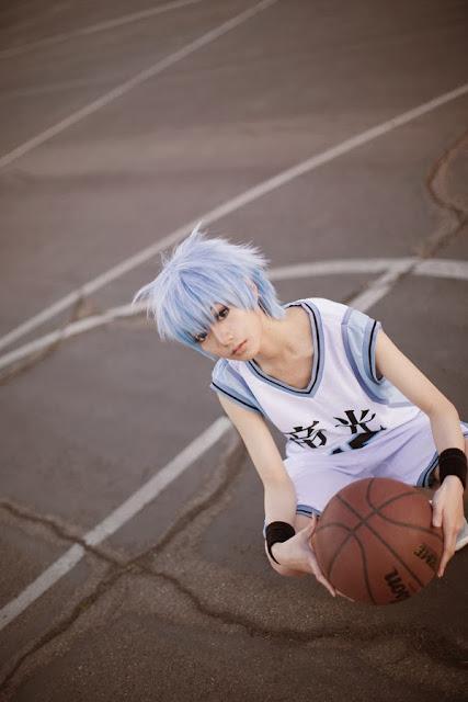 Foto-foto Cosplay Kuroko Tetsuya, Kuroko No Basket 05