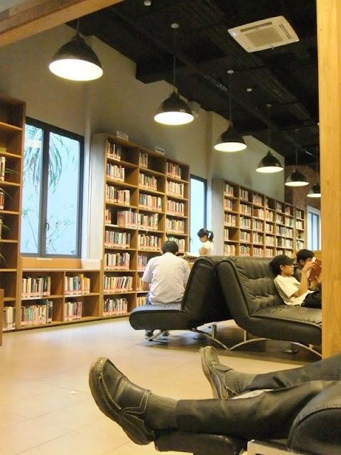 Freedom - Perpustakaan Tersembunyi