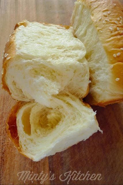 Kopitiam Milk Bread