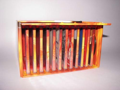 Box Set Aerosmith Box Of Fire 1994 Consultoria Do Rock