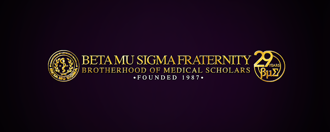 BETA MU SIGMA FRATERNITY