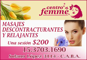 CENTRO FEMME  -  SÚPER PROMO!!!