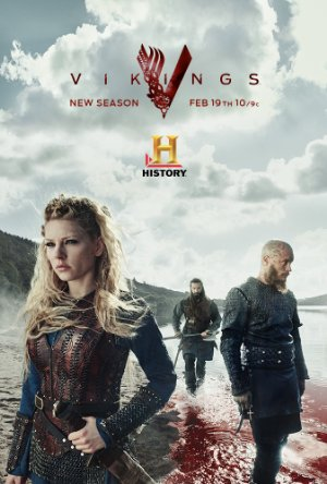 Poster Vikings 2013–