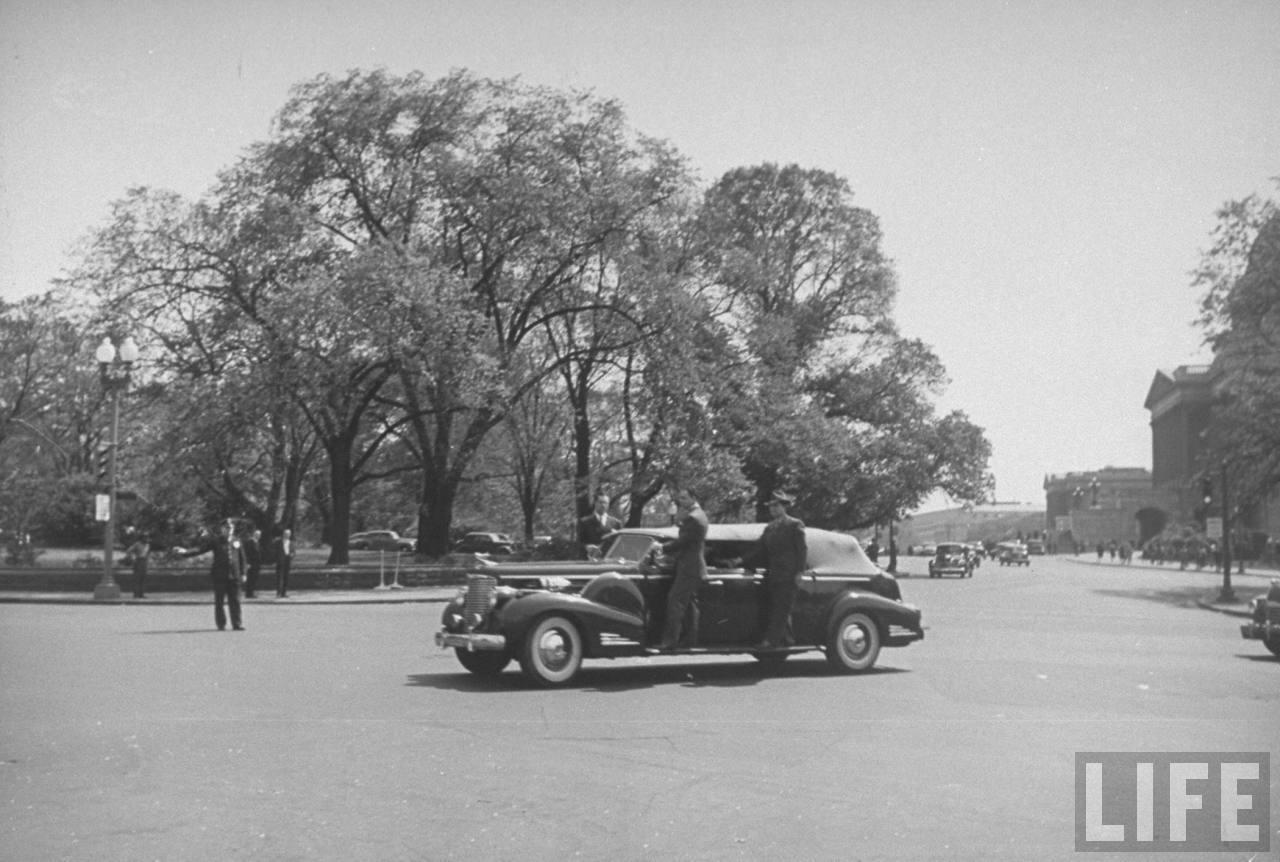 President Truman Secret Service