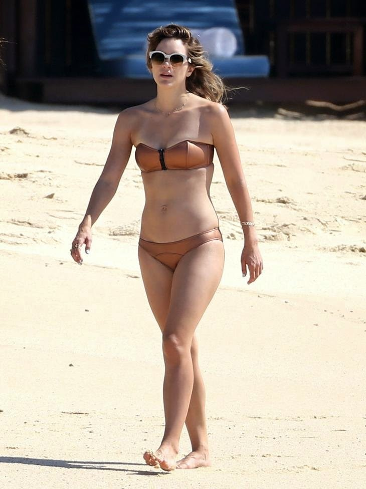 katharine mcphee new bikini photos   shiner photos