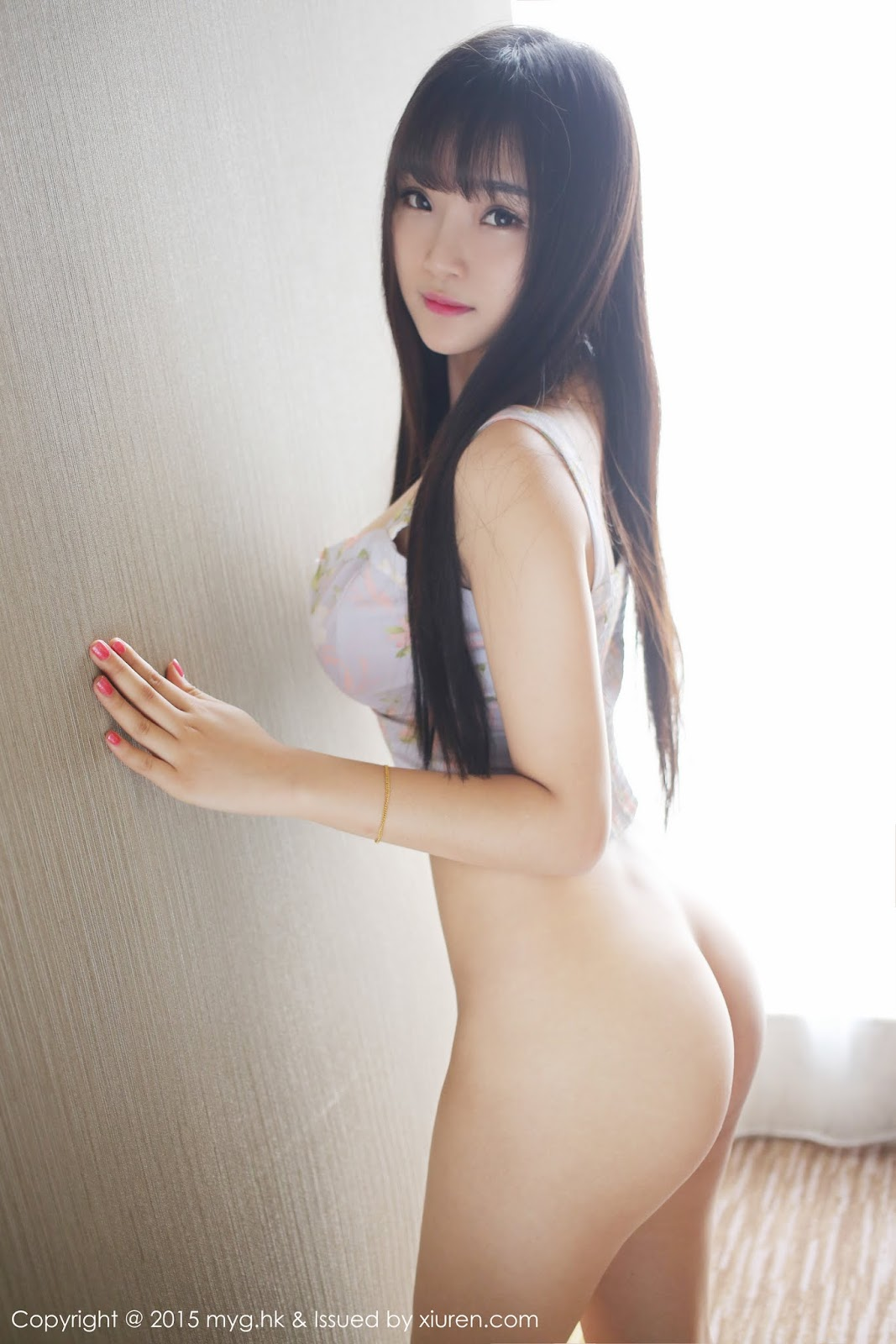 0008 - Sexy Girl Model MYGIRL VOL.118