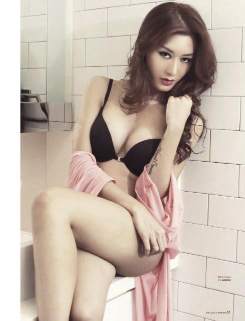 foto ngentot memek  bugil mesum Foto Seksi Model Seksi Rizuka Amor