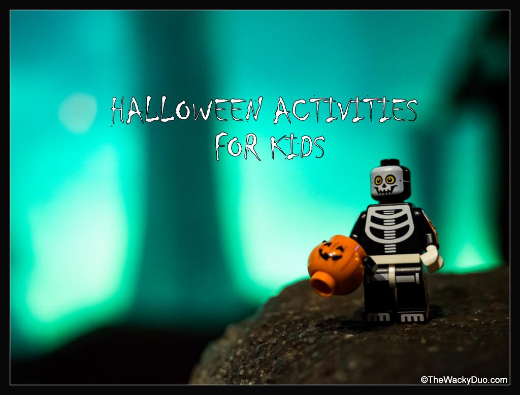 Halloween Activities for Kids ( Singapore 2015) | The Wacky Duo ...
