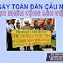 """Một ngày """"Toàn dân cầu nguyện cho nạn nhân csVN"""