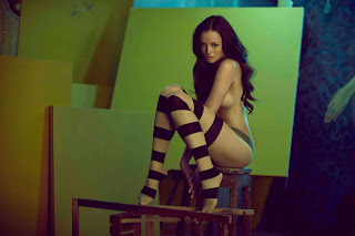 Most Scandalous Photo pf Georgina Wilson Nude