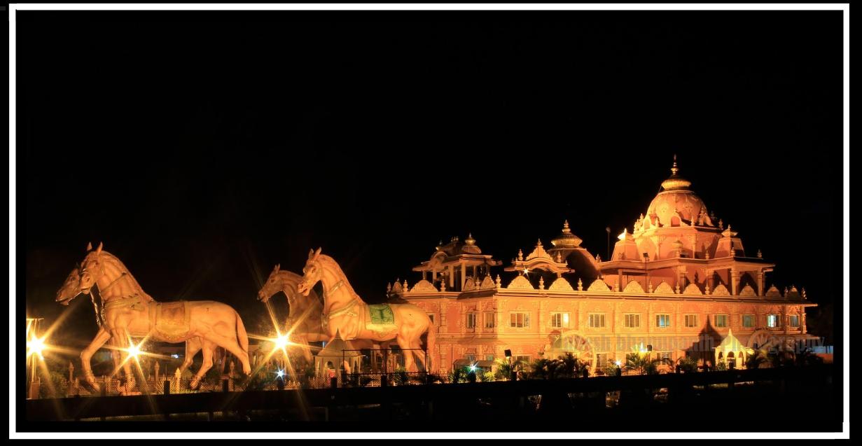 ISKCON Temple Anantapur (Andhra Pradesh), India