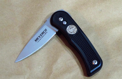 Blackie Collin's FreeHand knife