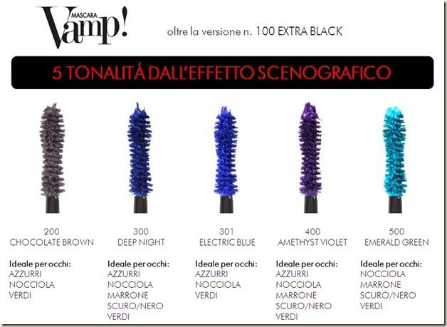 Pupa Vamp Mascara recensione review grazia.it veronique tres jolie blogger we want you diventa pupa make up styler