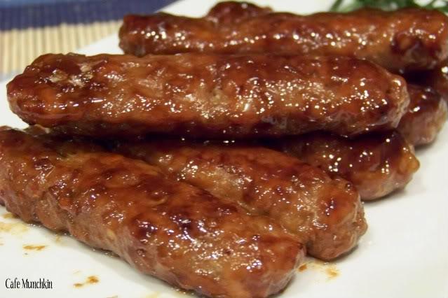 Homemade Skinless Longanisa (Filipino Style Sausage)