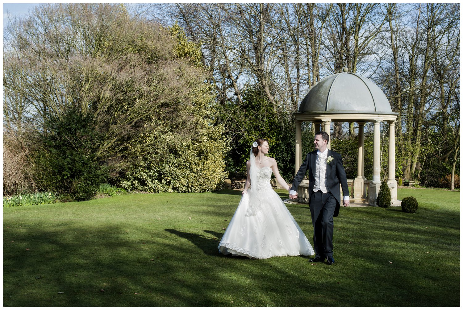 Couple, Wedding at Ringwood Hall, Ringwood Hall Hotel