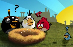 Angry Birds pass-over 350 Million Downloads