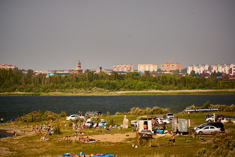 Вокруг озер Чебаркуль и Еловое
