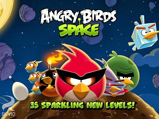 Angry Birds Space Free Android Game