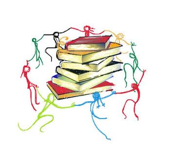Página web sobre los círculos de lectura.