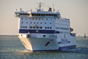 Cruising with BRITTANY FERRIES