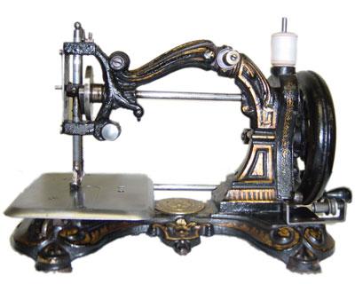 free sewing machine company history